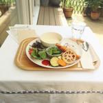 カフェアンドギャラリー カタチ - 料理写真:スペシャルワンプレート950円