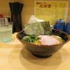 横浜ラーメン 北村家 - 料理写真:ラーメン 並