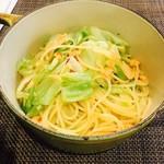 レストラン マルタ - 本日のパスタ ランチ850円