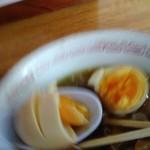 中華そば 琴の - 味玉