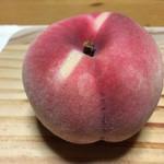農家カフェ 森のガーデン - 綺麗な桃色ですね〜(*^▽^*)