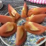 グランマ号 - 冷やしトマト