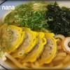 まるうまうどん - 料理写真:辛子蓮根うどん 530円