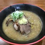 麺屋 玄 - 味噌ら〜めん(750円)