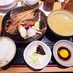 72619922 - 【ランチ】 焼魚定食 \850