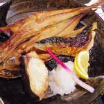 72619923 - 【ランチ】 焼魚定食 \850