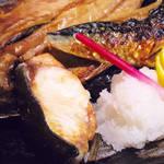 72619924 - 【ランチ】 焼魚定食 \850