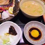 72619926 - 【ランチ】 焼魚定食 \850