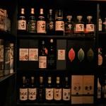 其一 - 日本のウイスキーも種類豊富