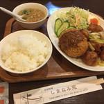 中華料理 しまなみ苑 - 料理写真:日替り定食700円とリーズナブル。味もかなり美味しいです。