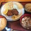 とんかつレストランボギー - 料理写真:ランチ:ひれかつ定食