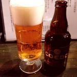 よしみ亭 - ビール