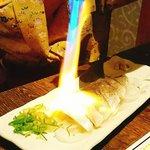 ゆずの庭 - ゆず風味の炙り〆鯖