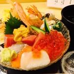 小樽おり鮨 - 特選海鮮丼 税抜3,200円
