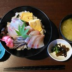 甑に東風 現在地 - 料理写真: