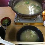 72625731 - わさびスープよそったトコ