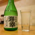 72627361 - 日本酒 お店のPB