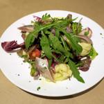 バーチョ ディ ジュリエッタ - 鰯とタコのサラダ