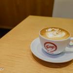 CAFE Elliott Avenue - カフェラテ(820円)