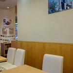 CAFE Elliott Avenue - 内観