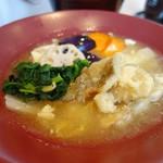 大戸屋 - すけそう鱈と野菜の生姜みぞれあん定食