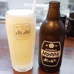 大衆酒場 したぢ屋 - シャリキンホッピー(400円・外税)