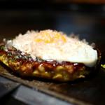 パセミヤ - お好み焼き 豚玉