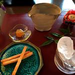 茶房一笑 - 料理写真:秋暑セット(1080円)