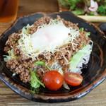 ネマルカフェ - タコライス(950円)