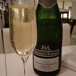 72635477 - スパークリングワイン (シモネ・ブフェブル・クレマン・ド・ブルゴーニュ・ブリュット) 5,054円 2017年9月