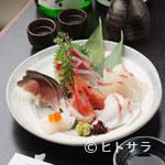 食助 - 厳選した旬魚を刺盛りで!