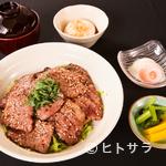飛騨琢磨 - 絶妙な炙り加減で、自慢の飛騨牛A5ランクの味わいを追求できる極上丼『特選飛騨牛 炙り丼』