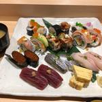 奏作寿司と焼き鳥 すしたけ -