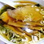 羅毘徒軒 - ◆つけ麺②