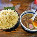 東池袋大勝軒 いちばん - つけ麺(中盛)(2011年3月)