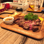 THE MEAT ANGUS -