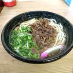 しょうちゃんうどん - 料理写真:肉うどん[¥500]
