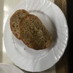 お食事処アケミ - [Bセット]パン