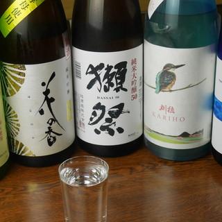 ビール・日本酒・焼酎…多彩なドリンクで楽しい夜を!