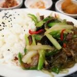 炭火焼肉・韓国家庭料理 ソナム - 料理写真:
