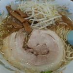 静雨庵 - ラーメン2017.9.5