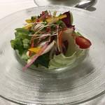 シェフズトライテーブル - サラダ