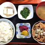 浅野食堂 - 料理写真: