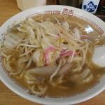 佐野屋 - 料理写真:チャンポン
