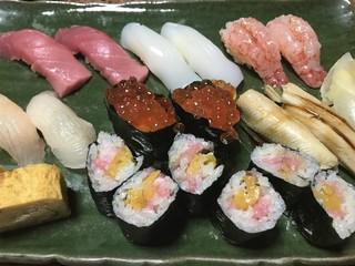 駒寿司 - にぎり単品