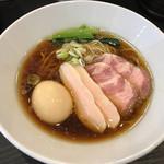 麺や 福はら - 料理写真:特製芳醇鶏そば 醤油(980円)