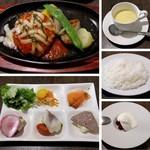上野幌キッチン60 - 料理写真:今月のメニュー(1800円)