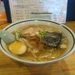 ラーメン小太郎 - 塩ラーメン(650円)