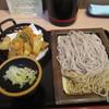 Sobadokorokotobuki - 料理写真:ばら天そば