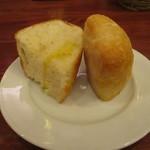 ロマーノ五反田 - ランチのパン